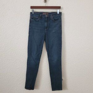 Joe's Jeans High Rise Skinny Ankle Formosa Jeans
